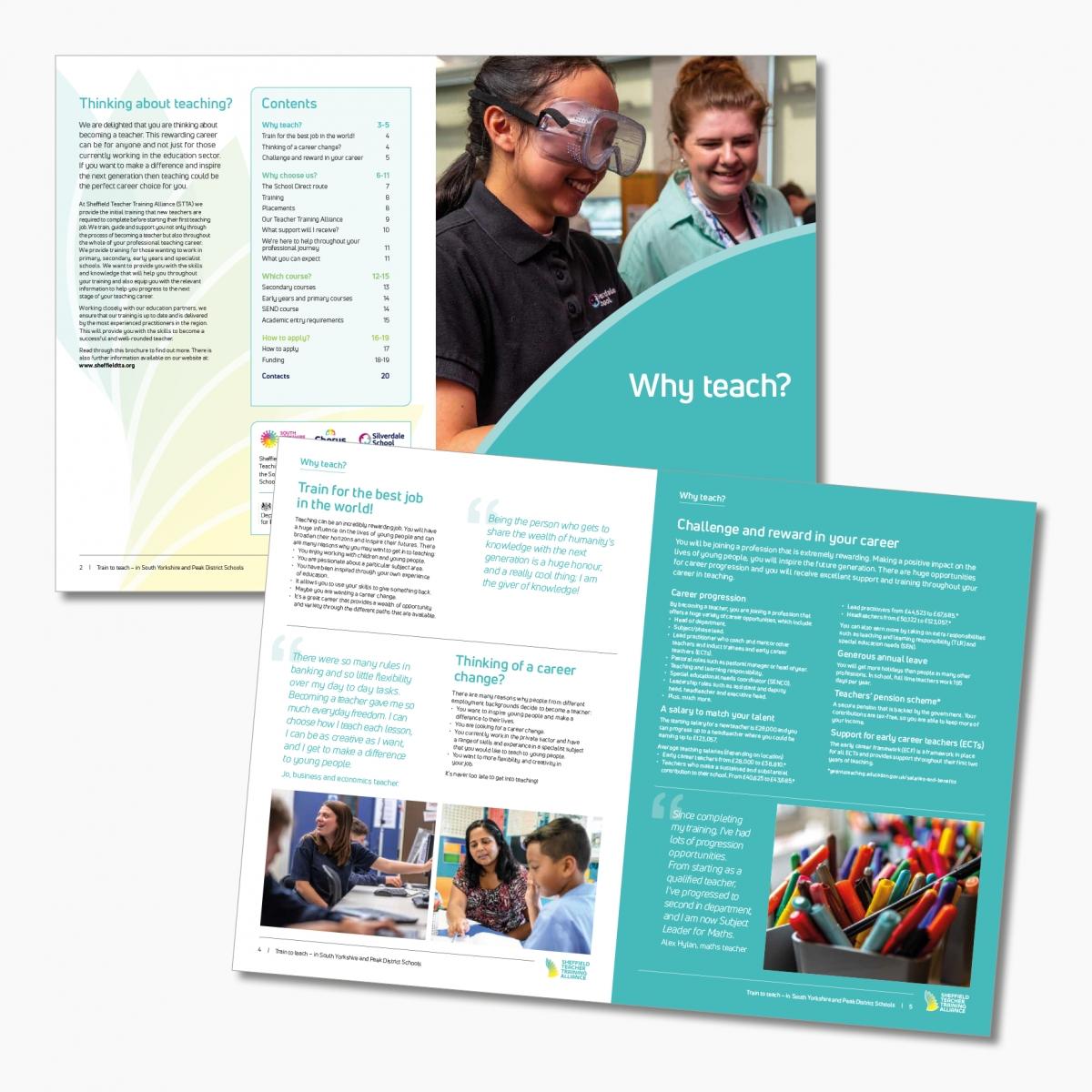 Sheffield Teaching School Alliance