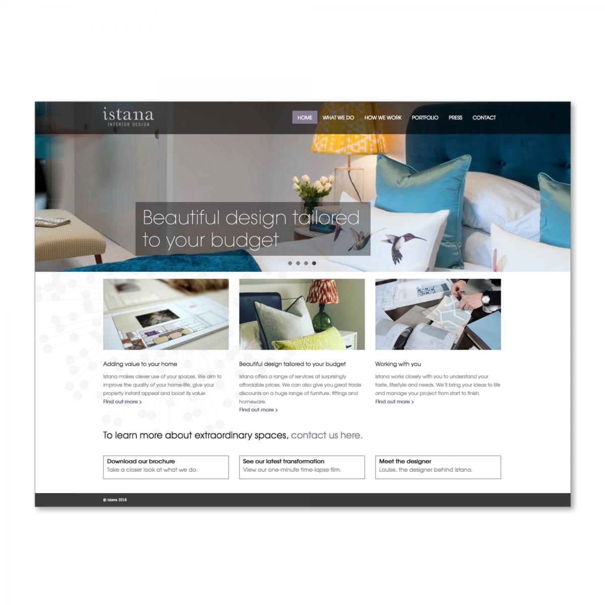 Istana Interior Design Web Design What We Do Rlb Design
